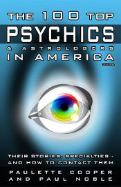 Top 100 psychics in America book