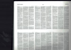 Scan of Oxford English - Writer Definition