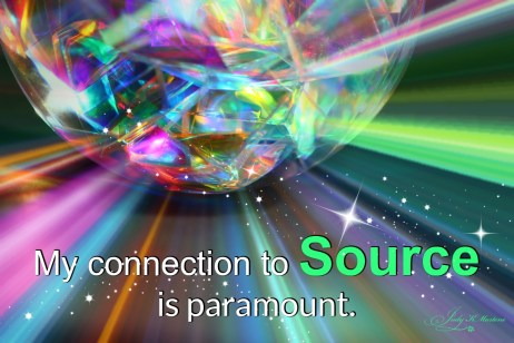my connection to source