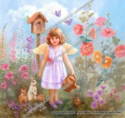 Gardening Angel
