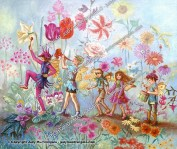 Parade of Flowers