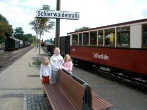 Schierwaldenrath Bahnhof Schierwaldenrath, DE