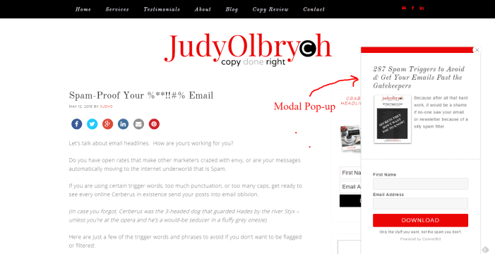 spam-proof-your-email-judy-olbrych