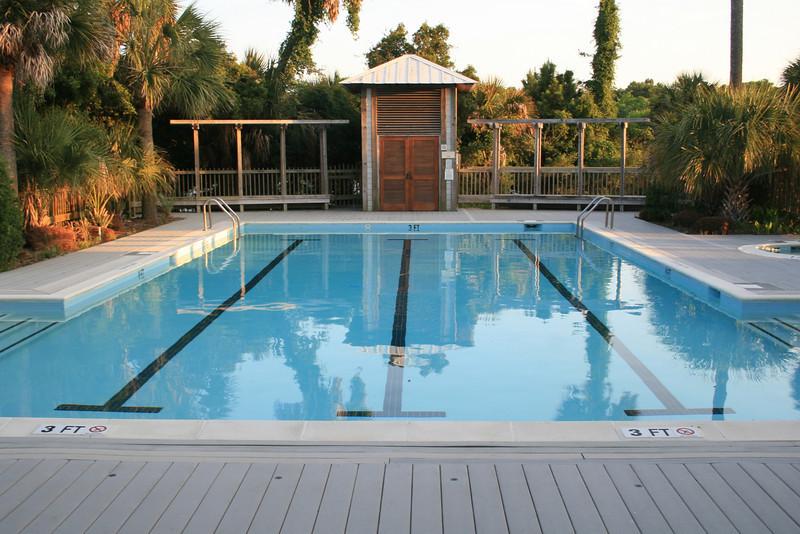 Dewees Island Swimming Pool