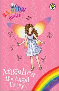 Angelica The Angel Fairy Daisy Meadows New Rainbow Magic