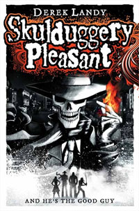 Image result for skulduggery pleasant books