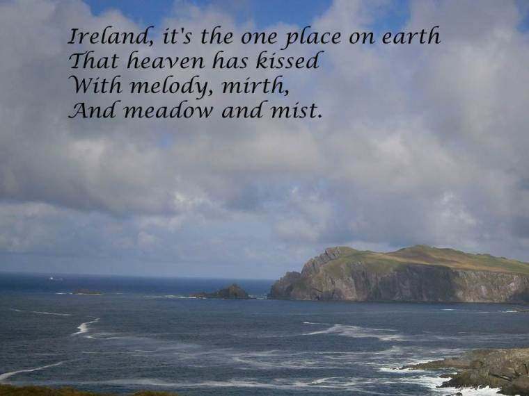 Ireland One Place on Earth