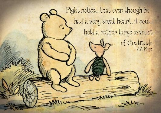 pooh-gratitude