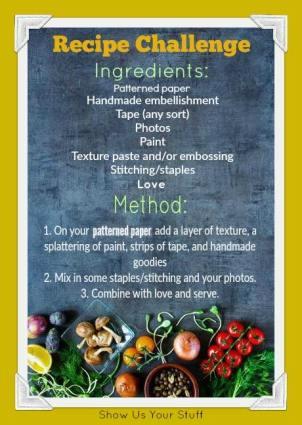 April Recipe