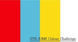 June Colour Challenge STB