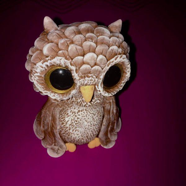 Freddy the owl