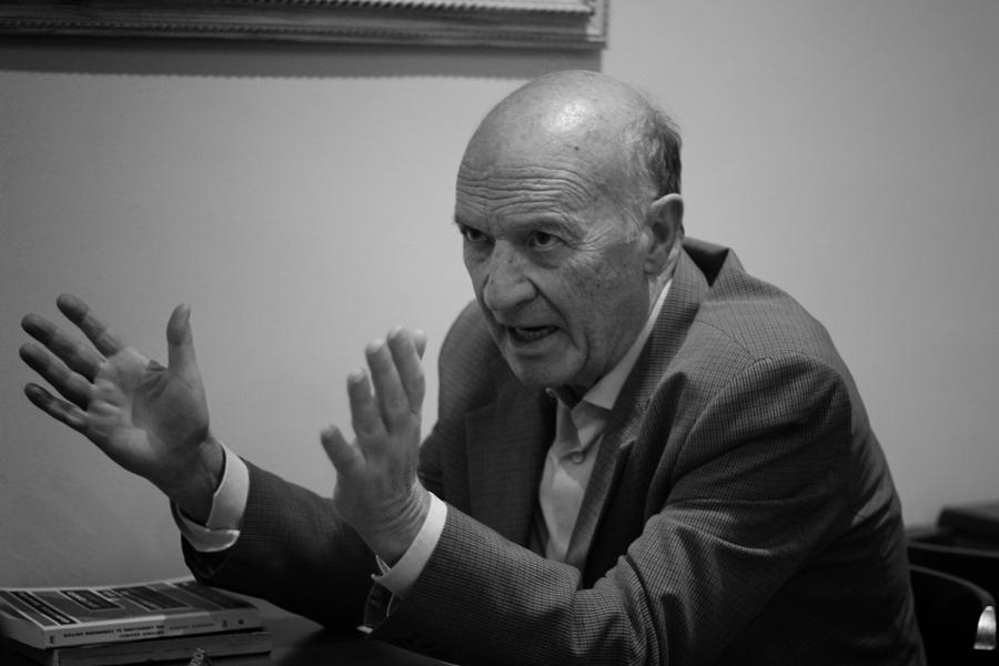 DOMENICO LOSURDO: «Creo que se ha perdido la memoria histórica de aquello que es un partido comunista»