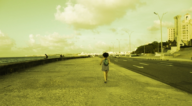 CARTA DESDE CUBA