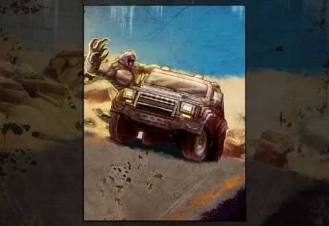 Mutant Roadkill: Mutantes a pie y tú al volate!