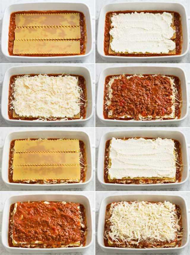 🥇 ▷ Das einfachste Lasagne-Rezept aller Zeiten » Einfaches und