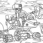 los cercos en el robot