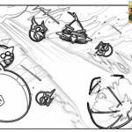 Los Angry Birds en el espacio