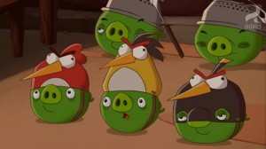 Video Angry Birds Toons Slappy Go Lucky