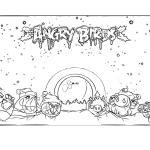 Los Cerdos y los Angry Birds se juntan por navidad