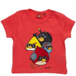 pintar camisetas de angry birds