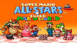 Super Mario All Stars - Juegos de Bolas