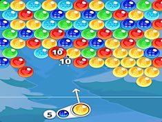 Bubble Charms Xmas - Juegos de Bolas
