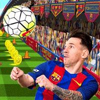 FC Barcelona Ultimate Rush - Juegos de Bolas