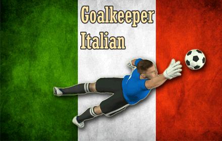 Portero italiano - Juegos de Bolas