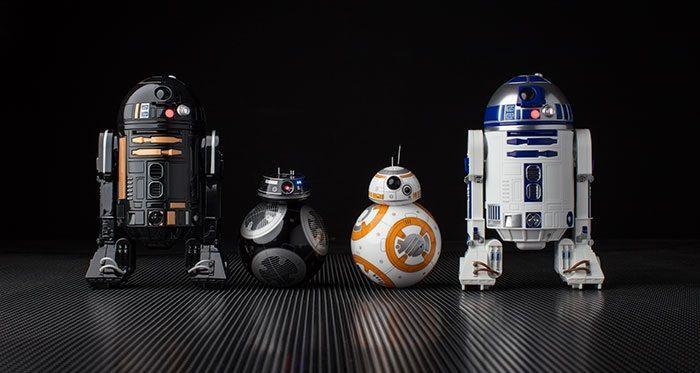Sphero Star Wars Droides - Electrogeek