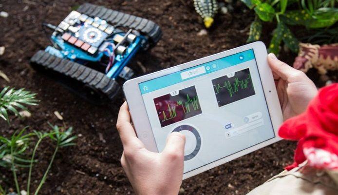 mbot ranger tablet