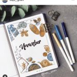 29 November Bullet Journal Covers That Ll Blow Your Mind Juelzjohn