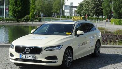 Photo of Volvo V90 ist das beste Taxi des Jahres 2019