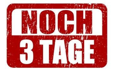 Photo of 3 tage