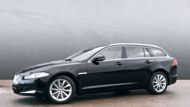 Photo of Jaguar XF Sportbrake 2.2d (2012)