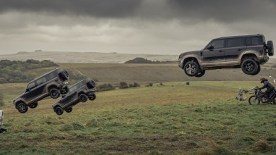 Photo of Der neue Land Rover DEFENDER kann fliegen!
