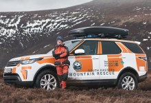 Photo of ENGINEERED TO SERVE: LAND ROVER DISCOVERY SUPPORTS LANDMARK RESCUE AS MOUNTAINS REOPEN