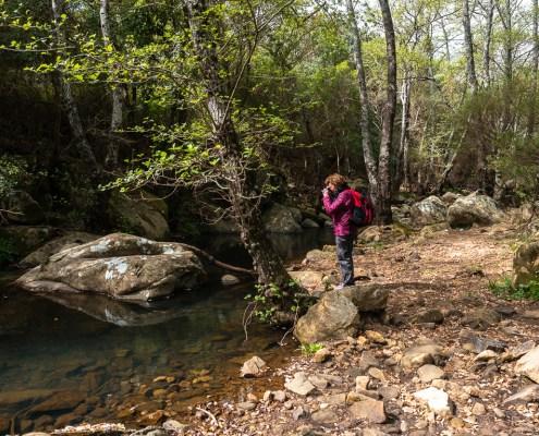 Fototour entlang des Río Guadalmesí