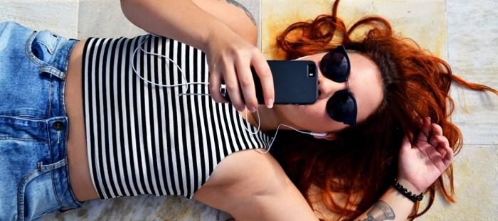 Digitalisierung im Alltag - Smartphone (Bild: Pixabay)