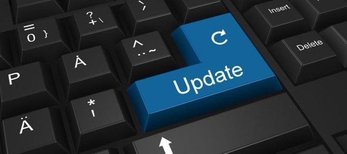 Digitalisierung Software Update (Bild: Pixabay)