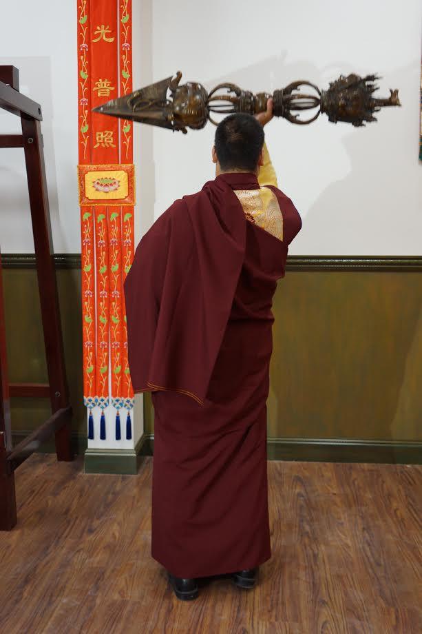 世界佛教總部公告-(公告字第20170112號)-關於大悲觀音加持法和內密的補充說明-附圖