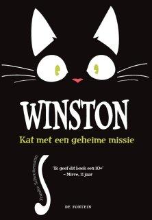 Winston, kat met een geheime missie