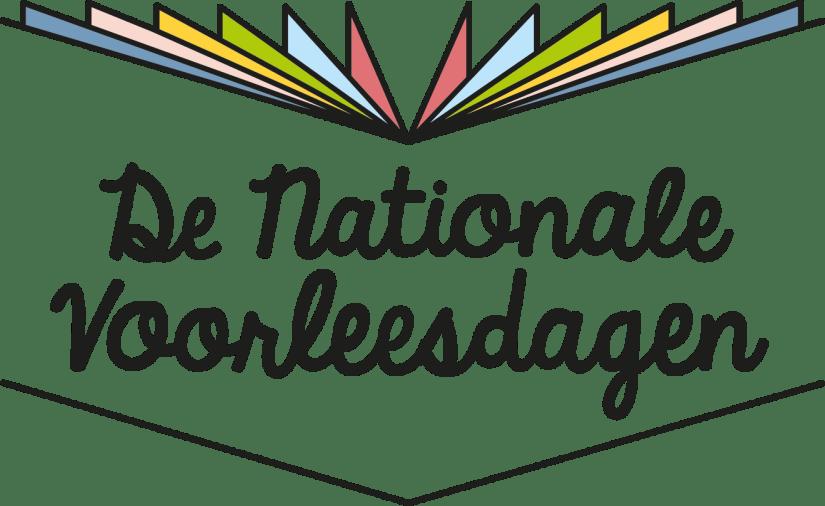 Logo - De Nationale Voorleesdagen