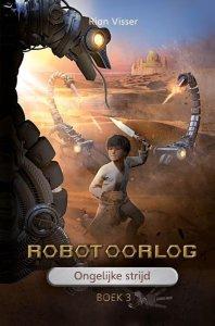 Robotoorlog 3 - Ongelijke strijd