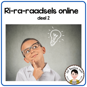 Ri-ra-raadsels