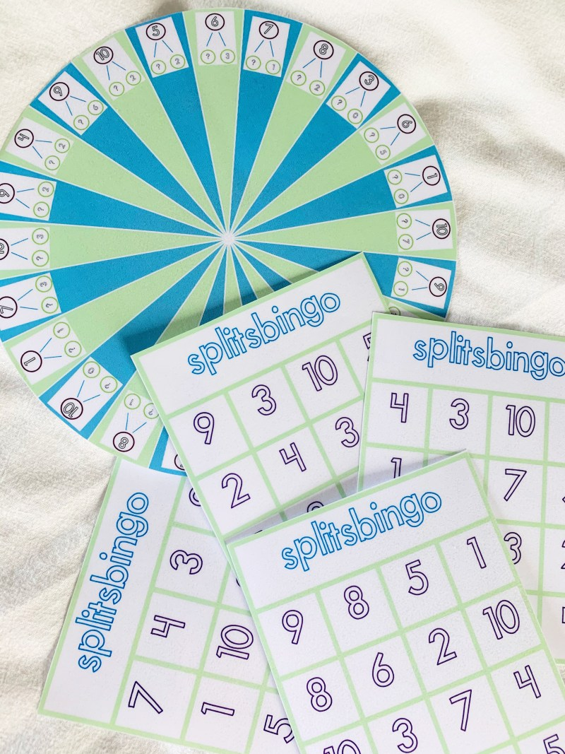 bingo splitsen