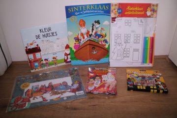 Shoplog Sinterklaas