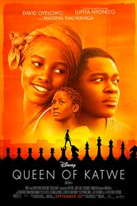 Reina de Katwe Queen of Katwe
