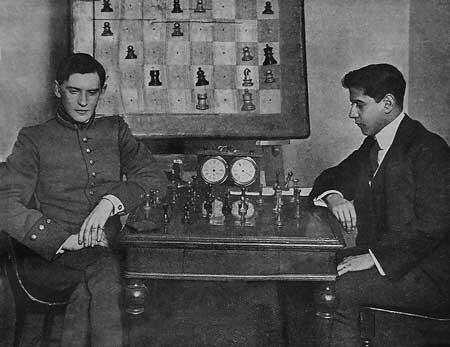 Capablanca-vs.-Alekhine