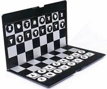 Juego de ajedrez magnético portátil