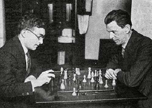 Carlos-Torre-y-Géza-Maróczy-1926